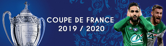 ASSE - Coupe de France 2019 / 2020